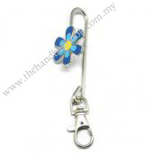 KeyFinder Blue Flower