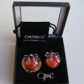 Gift Set - Pink Ladybird