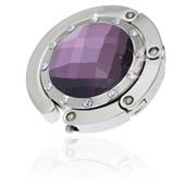 Classic Purple Crystal Hook