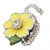 Orchid Yellow Handbag Hook